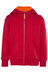 Elkline Hokuspokus Kapuzensweater Kinder chilipepperred
